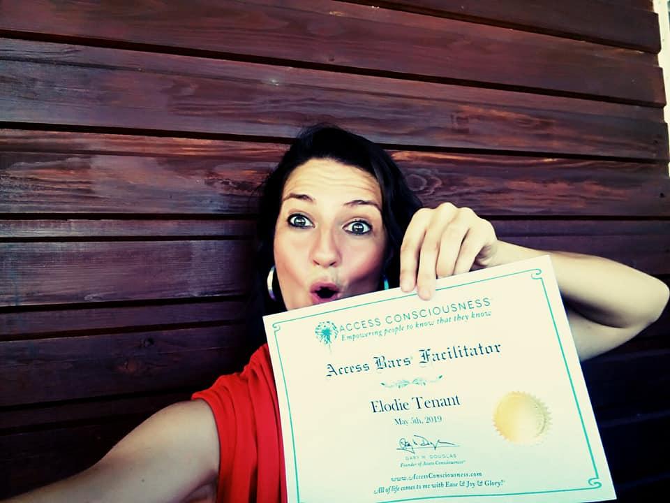 certification BArs Elodie