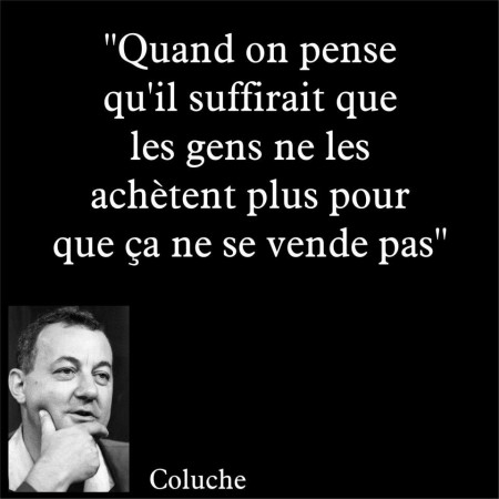 consommation coluche