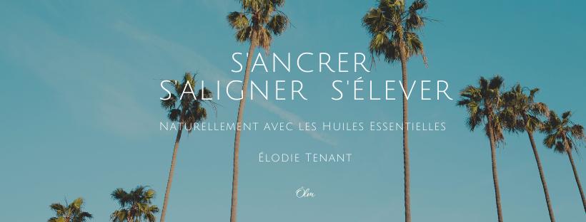 s'ancrer s'aligner s'élever
