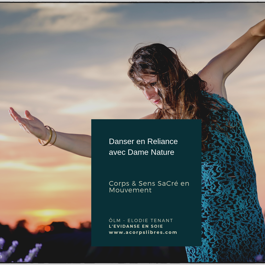 intagram danse reliance nature