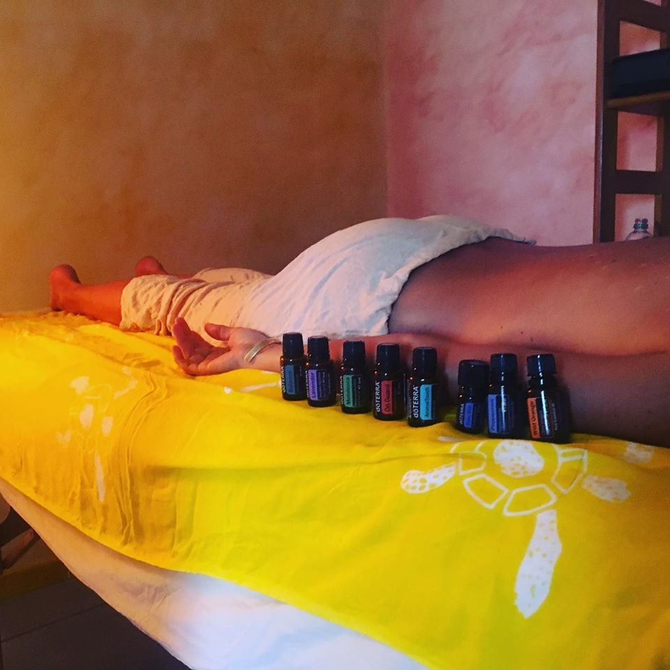 massage Aromatouch local BT